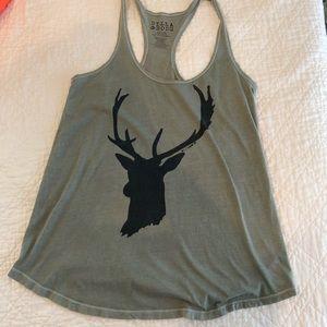 Billabong Deer Tank